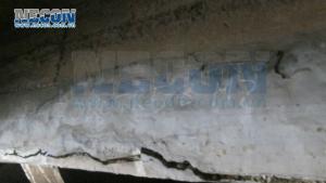 Hiện trạng hư hỏng kết cấu cảng Thị Nại- hư hỏng dầm2