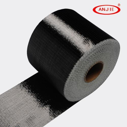 Cuộn sợi cacbon dùng để gia cường kết cấu dầm, bản cầu cảng